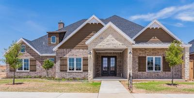 Lubbock Single Family Home Under Contract: 5312 110th Street