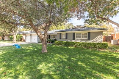Single Family Home Under Contract: 6115 Louisville Drive