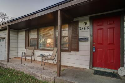 Single Family Home For Sale: 3806 31st Street