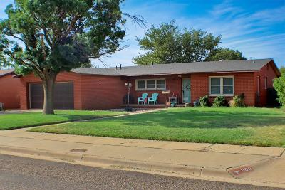 Brownfield Single Family Home For Sale: 907 E Lake Street