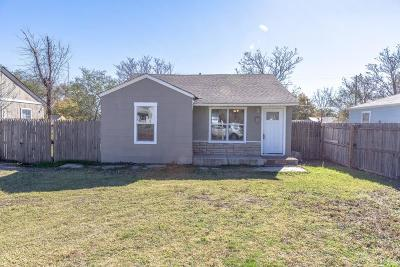 Single Family Home Under Contract: 2205 39th Street