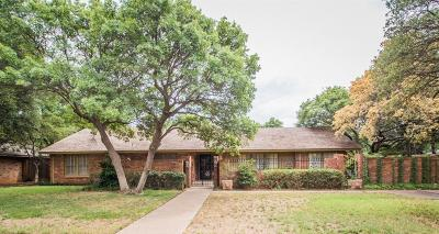 Lubbock Single Family Home For Sale: 4413 10th Street