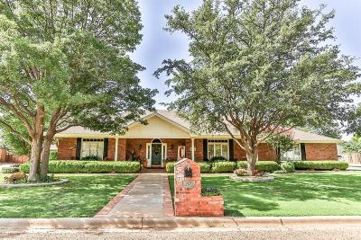 Shallowater Single Family Home Contingent: 1416 8th Street