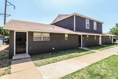 Lubbock Rental For Rent: 7413 E Ave X Avenue