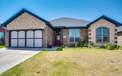Lubbock Single Family Home For Sale: 6305 92nd Street
