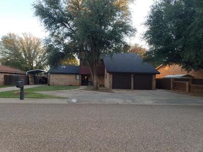 Single Family Home For Sale: 1704 E Carter Drive