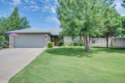Lubbock Single Family Home For Sale: 3410 109th Street