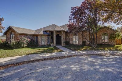 Lubbock Single Family Home For Sale: 4401 87th Street
