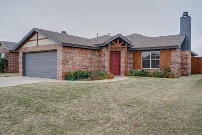 Lubbock Single Family Home For Sale: 10014 Ave X