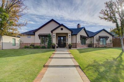 Lubbock Single Family Home For Sale: 4803 116th Street