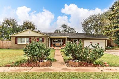 Lubbock Single Family Home For Sale: 4503 21st Street
