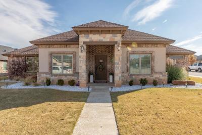 Lubbock Single Family Home For Sale: 12207 Oxford Avenue