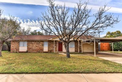 Single Family Home For Sale: 4829 9th Street