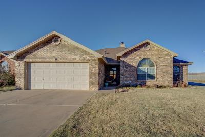 Lubbock TX Single Family Home For Sale: $168,000