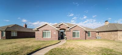 Lubbock TX Single Family Home For Sale: $209,500