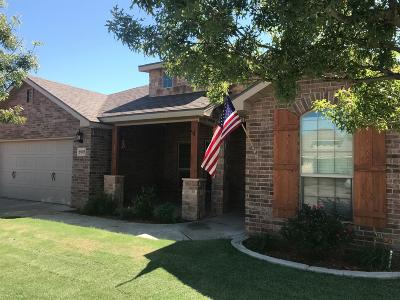 Lubbock Single Family Home For Sale: 6905 91st Street