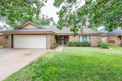 Lubbock Single Family Home For Sale: 5816 77th Street