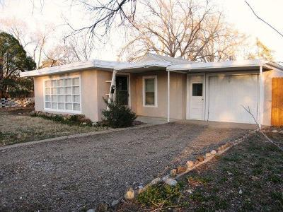 Lubbock County Single Family Home For Sale: 2509 Louisville Avenue