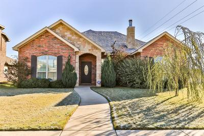 Lubbock Single Family Home For Sale: 602 N Winston Avenue