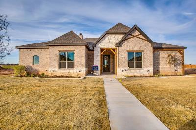Lubbock TX Single Family Home For Sale: $329,800