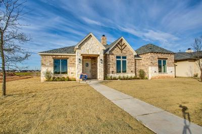 Lubbock TX Single Family Home For Sale: $351,800