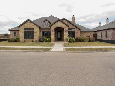 Lubbock TX Single Family Home For Sale: $489,000
