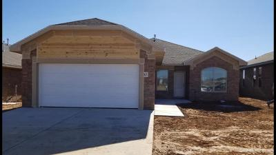 Lubbock TX Single Family Home For Sale: $175,950