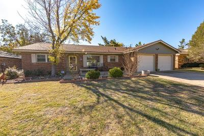 Lubbock Single Family Home For Sale: 5405 79th Street