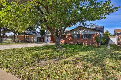 Lubbock Single Family Home For Sale: 5438 48th Street