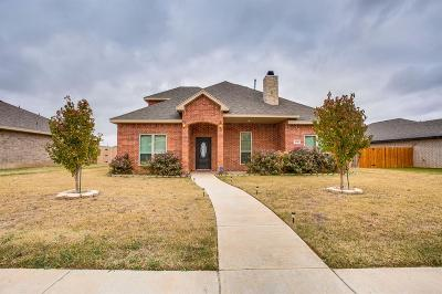 Lubbock Single Family Home For Sale: 4918 Itasca Street
