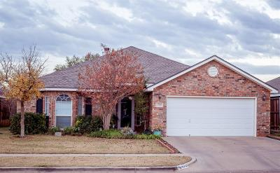 Lubbock Single Family Home For Sale: 6705 90th Street