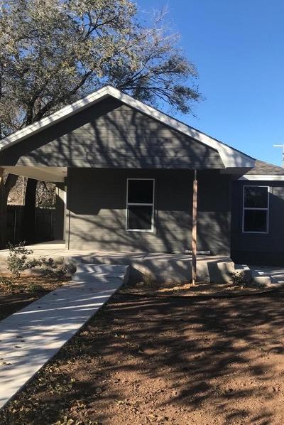 Lubbock Single Family Home For Sale: 2202 23rd Street