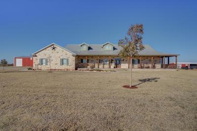 Single Family Home For Sale: 10430 Farm Road 1294