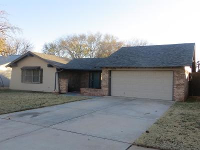 Single Family Home Under Contract: 3503 83rd Drive