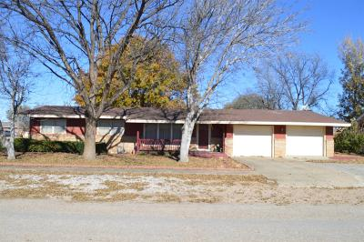 Bailey County, Lamb County Single Family Home For Sale: 601 NE 4th Street