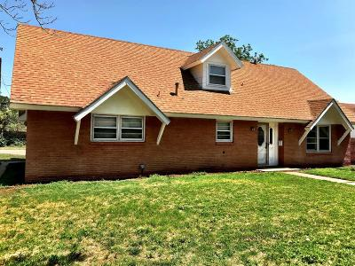 Lubbock Rental For Rent: 1932 69th Street
