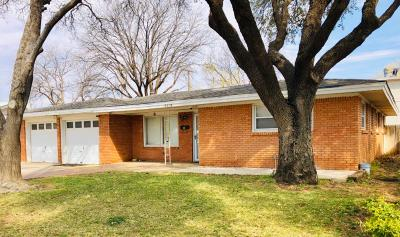 Single Family Home For Sale: 4418 26th Street