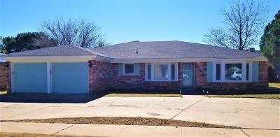 Single Family Home For Sale: 4405 80th Street