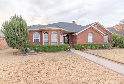 Lubbock TX Single Family Home For Sale: $289,000
