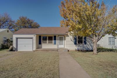 Lubbock Single Family Home For Sale: 1312 42nd Street