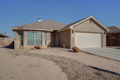 Lubbock Single Family Home For Sale: 5748 110th Street