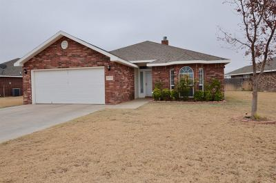 Lubbock TX Single Family Home For Sale: $164,000