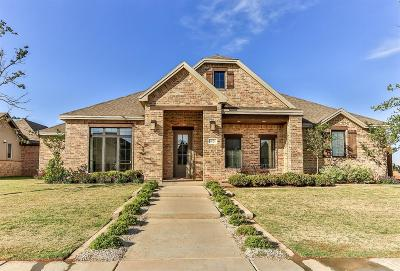 Lubbock TX Single Family Home For Sale: $409,500