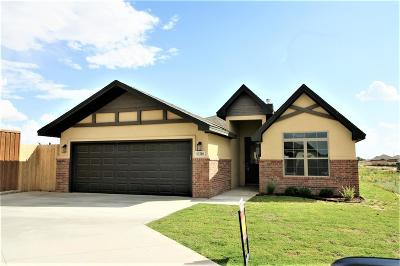Lubbock TX Single Family Home For Sale: $207,800