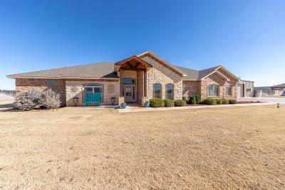 Lubbock TX Single Family Home For Sale: $455,000