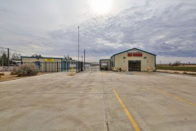 Lubbock Commercial For Sale: 3211 116th Street