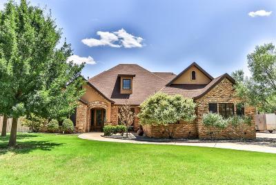 Lubbock Single Family Home For Sale: 6715 1st Street