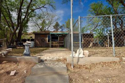 Single Family Home For Sale: 586 Comanche Drive