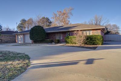 Brownfield Single Family Home For Sale: 1911 E Reppto