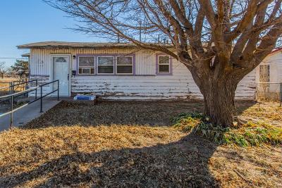 Lubbock County Single Family Home Under Contract: 2816 E 8th Street